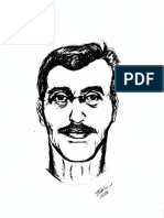 Newark Abduction police sketch