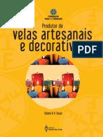 Produção de Velas Decorativas