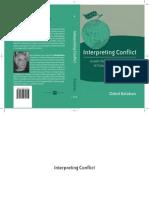 interpreting Conflict — Israeli-Palestinian Negotiations at Camp David II and Beyond