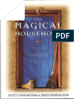 The Magical Household Scott Cunningham