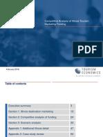 Tourism Economics IL Budget Analysis 2016 Feb