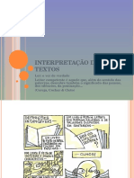 Interpretacao de Textos