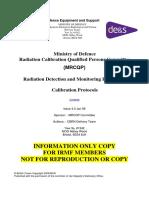 RADIAC British Radiation Meters Manual
