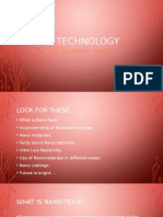 Nano Technology in electrical engineering