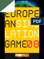 European Simulation Game Promo Booklet