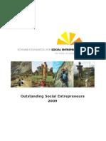 Brochure Schwab Foundation 2009