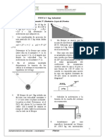 Dinámica- Leyes de Newton