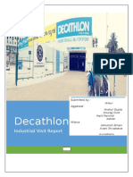 Report on Decathlon