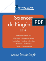 Cat Sciences de Lingenieur