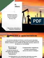 Recursos hidrocarburiferos en Bolivia y el Mundo