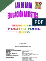 PLAN DE AREA DE ARTISTICA - MUNICIPIO DE PUERTO.pdf