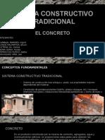 Sistema Constructivo Tradicional Concreto