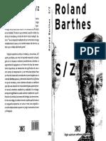 Barthes Roland S-z