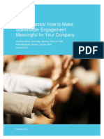 BSR Five-Step Guide to Stakeholder Engagement