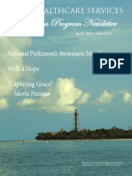 Hope Parkinson Spring 2016 Newsletter
