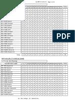 Kea 2015 1st Round Seat Matrix