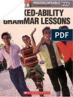 Fifty Mixed Ability Grammar Lessons