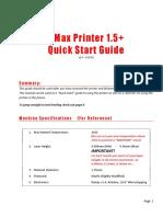 Gmax 1-5 Quick Start Guide 150820