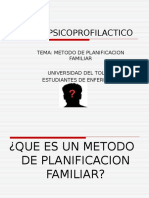 10. Planificacion Familiar