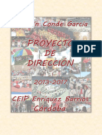 Proyecto de Direccion Joaquin Garcia