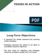 Chapter 5 strategic management