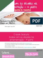 E-book Amamentação