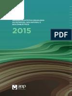 Anuário ANP 2015