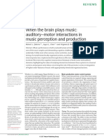 When the Brain Plays Music Zatorre