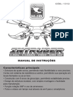 Manual Drone