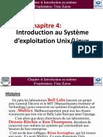systeme d'exploitation Unix Linux