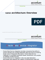 ODSI Architecture Overview