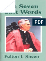 The Seven Last Words - Fulton Sheen