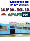 REGLAMENTO DE APAFA.doc