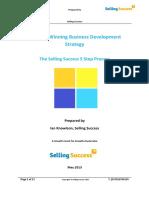 Recruitment Agency Business Development Toolkit