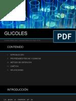Glicoles