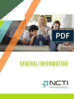 Jones-NCTI Course Catalog