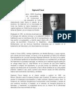 Biografía Sigmund Freud