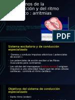 Trastornos de La Conducción y Del Ritmo Cardiaco