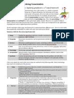 1 7 Step Framework