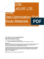 RF LTE Drive Test.docx