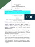 Ley 594 2000 Tecnica de Archivo