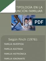 Tipología Familia Disfuncional