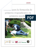 Manual Formacion Primeros Respondientes