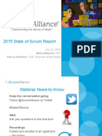 State of Scrum Web in Ar Presentation