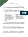 tca industry analysis report