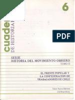 Cuadernos de Historia Popular 6