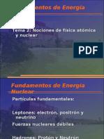 Nociones de Física Atómica y Nuclear