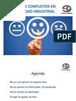 Microsoft PowerPoint - GESTIÓN DE CONFLICTOS EN LA  SEGURIDAD INDUSTRIAL.pdf