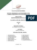 Responsabilidad II Informe Producto 01
