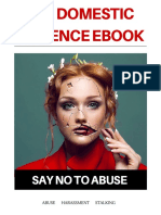 The Domestic Violence eBook